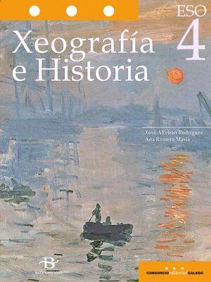 XEOGRAFÍA E HISTORIA 4ºESO