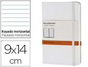 CUADERNO CLASSIC PKT NOTAS RAY. BCO.