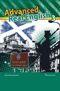 ADVANCED REAL ENGLISH 3 STUDENT BOOK