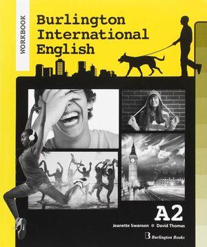 BURLINGTON INTERNATIONAL ENGLISH A2 WORKBOOK
