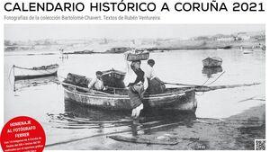 CALENDARIO HISTORIO A CORUÑA 2021