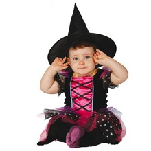 PINK WITCH BABY TALLA 6-12 MESES